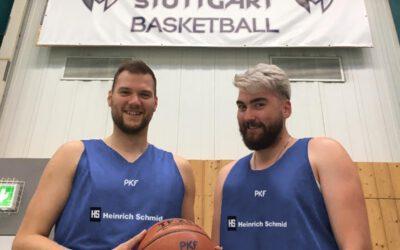 REGIONALLIGA: 2 neue Big Men für die PKF Titans!